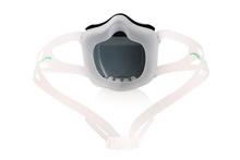 新款*原森态电动口罩防雾霾智能口罩防雾霾pm2.5 黑色【成人】