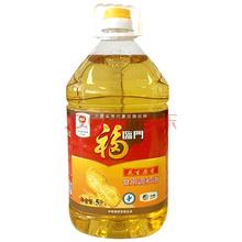 福临门花生原香食用调和油5L 中粮出品