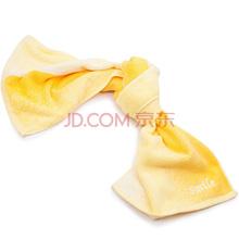 三利 纯棉渐变色调 健身巾 加大加长  运动毛巾 浅黄