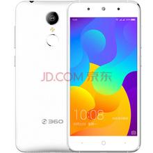 360手机 F4 全网通 2GB 16GB 魔力白 移动联通电信4G手机 双卡双待