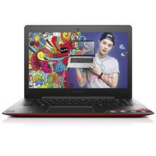 联想(Lenovo)小新出色版I2000IRIS版14英寸轻薄笔记本电脑(i7-5557U 4G 8G SSHD 500G Iris6100)草莓红