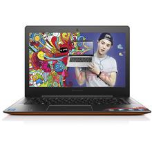 联想(Lenovo)小新出色版I2000IRIS版14英寸轻薄笔记本电脑(i7-5557U 4G 8G SSHD 500G Iris6100)夏日橙