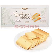 纯真恋人夹心白巧克力饼干108g(新老包装随机发货)