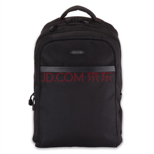 dostyle LC101 轻盈精巧防水面料14英寸时尚休闲双肩书包笔记本电脑背包