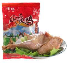 江苏特产梅香食品酱卤肉制品风鸡彩袋真空包装风香鸡350g