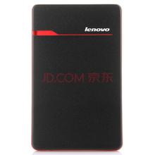 联想(Lenovo)超薄型三代 F310S 1TB移动硬盘 黑色 USB3.0 原装正品