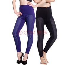南极人 Nanjiren NB53010 保暖内衣男女磁活力保暖裤加绒加厚加贴片裤子紫色M