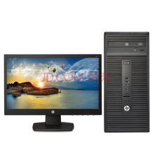 惠普(HP) 280G2 MT 台式电脑(i5-6500 4G 500G DVDRW Win7 21.5英寸显示器)