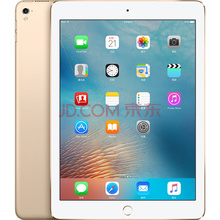 Apple iPad Pro平板電腦 9.7 英寸(128G WLAN + Cellular版/A9X芯片/Retina顯示屏/MM702CH/A)金色