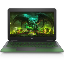惠普(HP)暗影精灵II代精灵绿 15.6英寸游戏笔记本(i7-6700HQ 8G 128SSD+1T GTX960M 2G独显 GDDR5 FHD Win10)