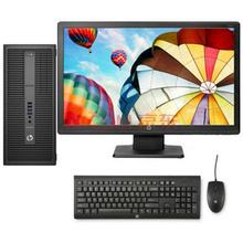 惠普(HP)EliteDesk 880 G2(Q170/I5-6500/4G/128G+500G/DVDRW/集显/WIN7家庭普通版)21.5 LED政府节能