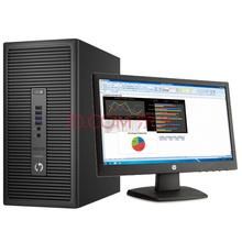 惠普(HP)ProDesk 680 G2 MT/I3-6100/4G/128GB SSD+500GB/Win7 Pro 32+v223 21.5英寸显示器/5年上门