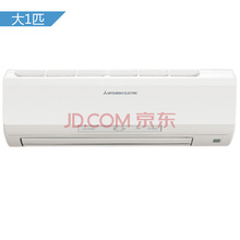 三菱电机 正1匹 定频 壁挂式家用冷暖空调(白色) MSH-CE09VD