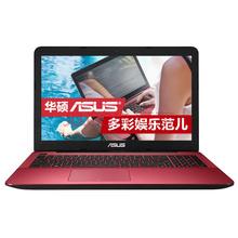 华硕(ASUS) R556LJ 15.6英寸笔记本(i5-5200U 4G 500GB NV920M 2G独显 Win10红 HD)