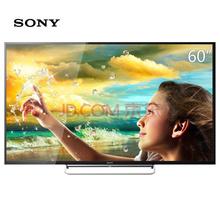 索尼(SONY) KDL-60WM15B 60英寸全高清LED液晶电视(黑色)