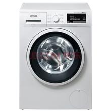 西门子(SIEMENS) XQG62-WS10K1601W 6.2公斤 变频 滚筒洗衣机 低噪音 LED显示 触摸控制(白色)