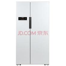 西门子(SIEMENS) BCD-610W(KA92NV02TI) 610升 变频风冷无霜 对开门冰箱 LED显示 速冷速冻(白色)