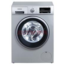 西门子(SIEMENS) XQG90-WM12P2691W 9公斤 变频 滚筒洗衣机 静音 除菌 洗涤分离(缎光银)