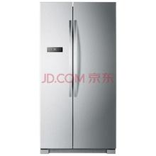 海尔(Haier)BCD-648WDBE 648升 风冷无霜 对开门冰箱  电脑控温双循环 大容积