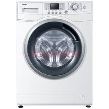 海尔(Haier) 8公斤洗烘一体变频滚筒洗衣机 免熨烫烘干(白色)EG8012HB86W
