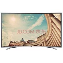 海尔模卡(MOOKA )55Q3 55英寸 全高清曲面安卓智能液晶电视(黑色)
