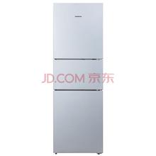 西门子(SIEMENS) BCD-274W(KG28UA290C) 274升 混冷无霜 三门冰箱 零度保鲜 LED内显(银色)