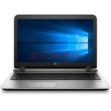 惠普(HP)Probook 450 G3 15.6英寸商用笔记本电脑(i5-6200U 4G 500G R7 M340 2G独显 Win7)