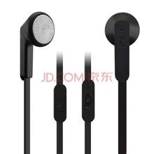BYZ S600(立体声线控)平耳塞式 手机耳机 黑色
