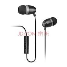 漫步者(EDIFIER) H210P 手机耳机 入耳式耳机 耳塞 可通话 酷黑银
