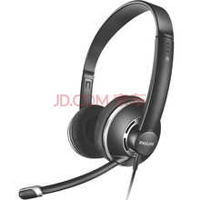 飞利浦(PHILIPS)耳机 耳麦 游戏 头戴式 SHM7410