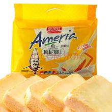 盼盼 梅尼耶干蛋糕 面包干饼干 奶香味240g(内装24枚)