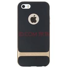 洛克ROCK iPhone SE/5S防摔手机壳 莱斯系列 苹果iPhone5s/se保护套 香槟金