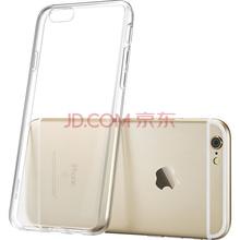 亿色(ESR)iPhone6/6s手机壳/保护套 4.7英寸苹果6/6S手机套 硅胶透明防摔软壳 初色原护系列 剔透白