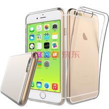 洛克ROCK iphone6splus/6plus手机壳 TPU纤薄硅胶软套 苹果6splus保护壳/手机套 透明