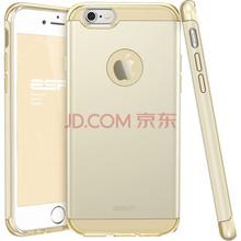 亿色(ESR)iPhone6/6s手机壳/保护套 4.7英寸苹果6S手机套 防摔软壳 悦色跃色系列 香槟金