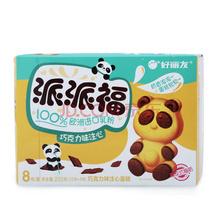 Orion 好丽友 熊猫派派福巧克力味8枚 200g/盒