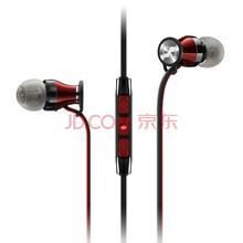 森海塞尔(Sennheiser) Momentum in-Ear I 入耳式耳机 手机耳机 Black 黑色 苹果版