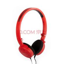 爱科技(AKG)K420LE 耳机头戴式 折叠便携式音乐耳机 通用 重低音手机耳机 红色