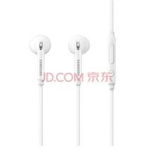 三星 EG920 原装入耳式立体声线控运动耳机 (白色) 低音增强/降噪