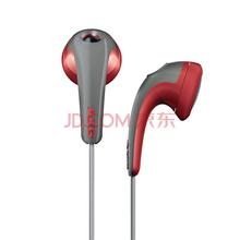 AKG K315 耳塞式耳机 立体声HIFI音乐耳机 手机耳机 红色