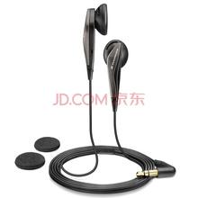 森海塞尔(Sennheiser) MX375 手机耳机 立体声耳塞 强劲低音 黑色