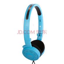 爱科技(AKG)K420LE 耳机头戴式 折叠便携式音乐耳机 通用 重低音手机耳机 浅蓝色