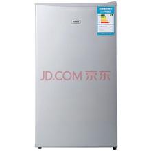 康佳(KONKA)BC-95MN 95升 单门小冰箱 微冷冻室(银色)