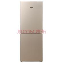 西门子(SIEMENS) BCD-265(KG28EV2S0C) 265升 双门冰箱 LED内显 电脑温控(浅金色)