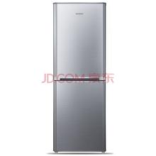 容声(Ronshen)BCD-201E/A 201升 双门冰箱 自感应温度补偿 门封保护 家用一级节能(银色)
