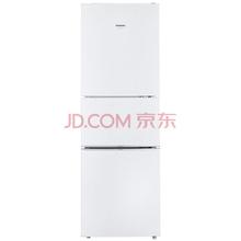 西门子(SIEMENS) BCD-226(KG23N1116W) 226升 三门冰箱 组合冷冻(白色)