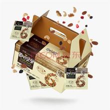 沃隆 每日坚果 坚果炒货 休闲零食  成人款 (25g*30包) 750g/盒