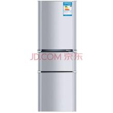 康佳(KONKA)BCD-212MTG 212升 三门冰箱 软冷冻室(银色)