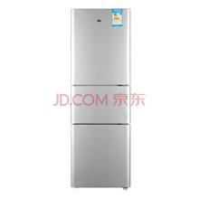 海尔(Haier)BCD-201STPA 201升 三门冰箱 中门软冷冻