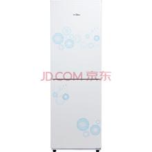 美的(Midea) BCD-190CM(E)  190升 双门冰箱 静音省电 悦动白